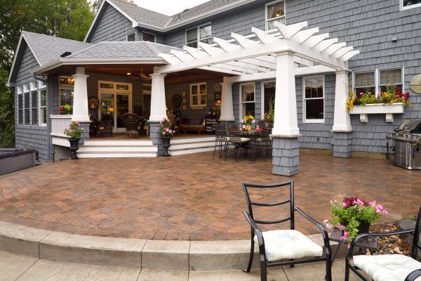 12 Great Ideas For A Modest Backyard: Kerti építmények